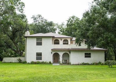 Titusville Single Family Home For Sale: 3412 Parkland Street