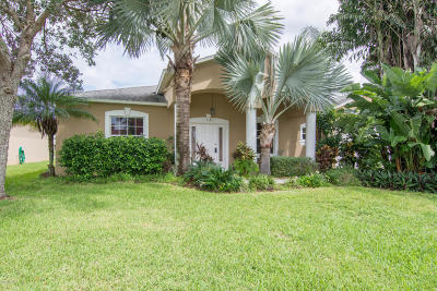 West Melbourne Single Family Home For Sale: 757 Preakness Drive