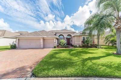 Rockledge Single Family Home For Sale: 3028 Coppola Way