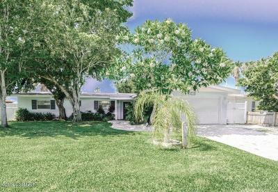 Merritt Island Single Family Home For Sale: 1585 Richardson Road