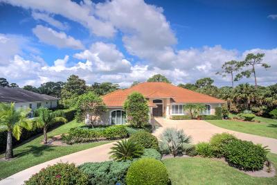 Vero Beach FL Single Family Home For Sale: $620,000