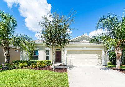 Melbourne Single Family Home For Sale: 3128 Constellation Drive