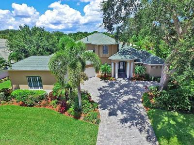 Merritt Island Single Family Home For Sale: 212 Rainbow Street