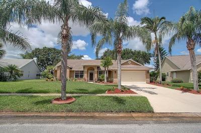 Melbourne Single Family Home For Sale: 2082 Lionel Drive