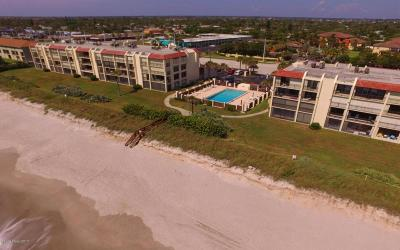 Satellite Beach Townhouse For Sale: 123 Highway A1a #123