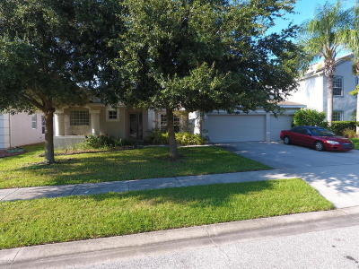 West Melbourne Single Family Home For Sale: 1624 Sumter Lane