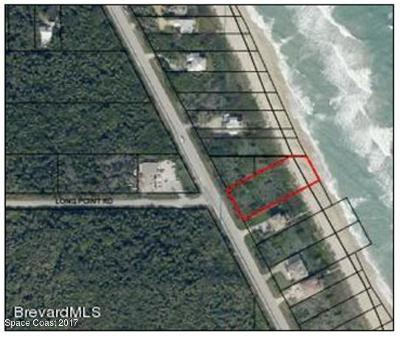 Residential Lots & Land For Sale: 9225 Highway A1a