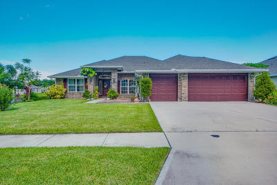 Palm Bay FL Single Family Home For Sale: $298,000