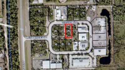 Cocoa Residential Lots & Land For Sale: 3082 Oxbow Circle