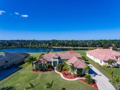 Merritt Island Single Family Home For Sale: 5176 Royal Paddock Way