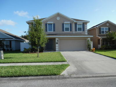 West Melbourne Single Family Home For Sale: 1586 Alaqua Way