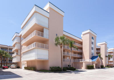Cape Canaveral Condo For Sale: 603 Shorewood Drive #F-301