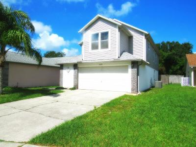 Cocoa Single Family Home For Sale: 3039 Dunhill Drive