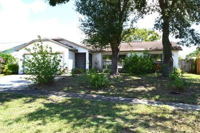 Brevard County Single Family Home For Sale: 1635 Ticonderoga Court