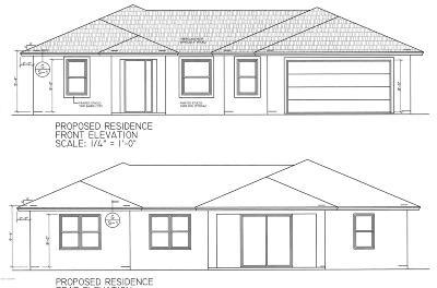 Titusville Single Family Home For Sale: Barna Avenue