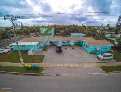 Cocoa Beach Multi Family Home For Sale: 402 S Orlando Avenue