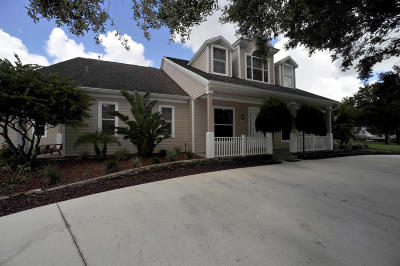 Melbourne Single Family Home For Sale: 3900 Turtle Mound Road
