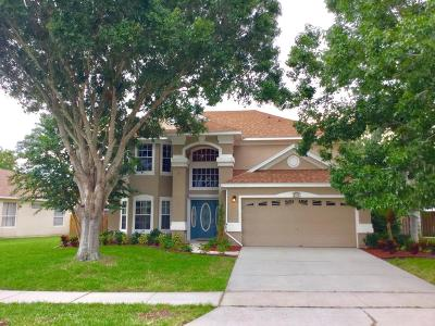 Rockledge Single Family Home For Sale: 409 Heathrow Circle
