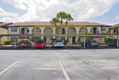 Rockledge Condo For Sale: 1675 S Fiske Boulevard #245-K