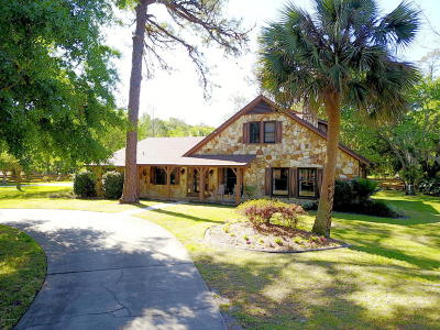 Mims Single Family Home For Sale: 3845 Richy Road