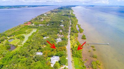 Merritt Island Residential Lots & Land For Sale: 7455 S Tropical Trail