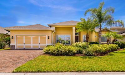 Melbourne Single Family Home For Sale: 5610 Rusack Drive
