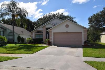 Single Family Home For Sale: 1453 Crane Creek Boulevard