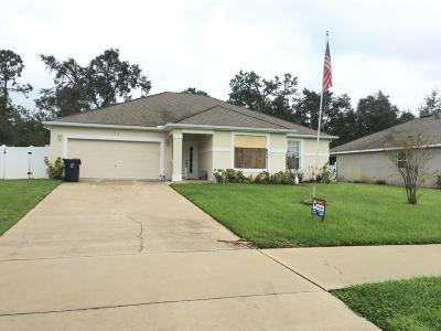 Titusville Single Family Home For Sale: 4915 Barna Avenue