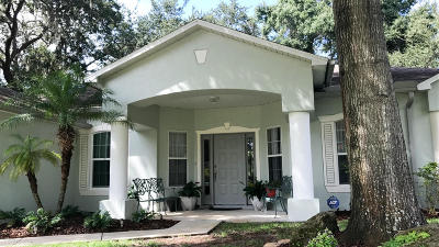 Titusville Single Family Home For Sale: 3690 Hickory Park Drive