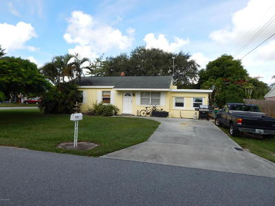 Merritt Island FL Single Family Home For Sale: $149,900