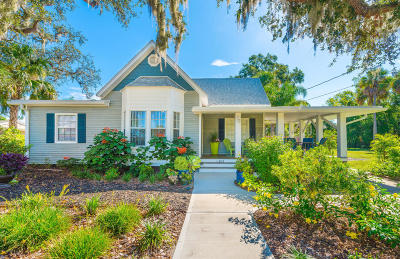 Titusville Single Family Home Contingent: 1403 Indian River Avenue