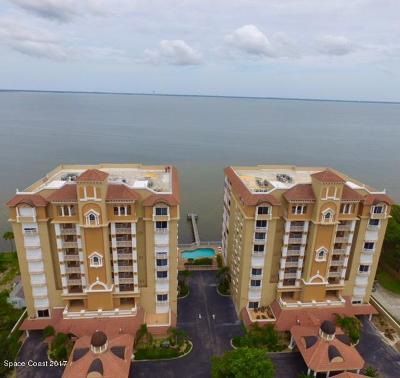 Titusville Condo For Sale: 3205 S Washington Avenue #902
