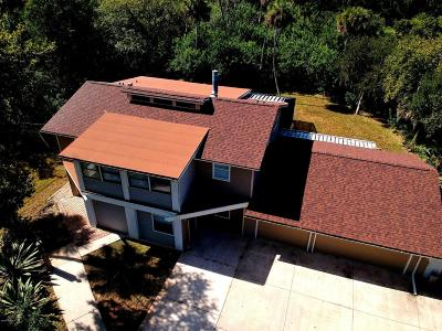 Cocoa Single Family Home For Sale: 1935 Lazy Lane