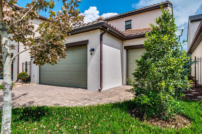 Melbourne Single Family Home For Sale: 7025 Primavera Lane