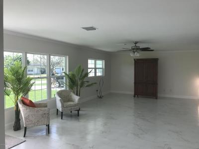 Melbourne Beach Single Family Home For Sale: 502 Magnolia Avenue