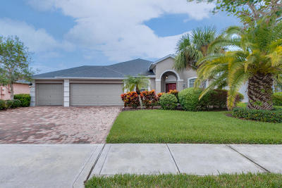 Viera Single Family Home For Sale: 2823 Galindo Circle