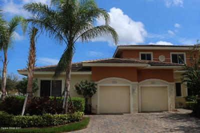 Vero Beach Townhouse Backups: 2550 Stocckbridge Square SW