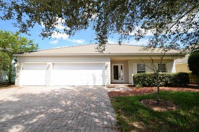 Merritt Island Single Family Home For Sale: 3631 Tipperary Drive