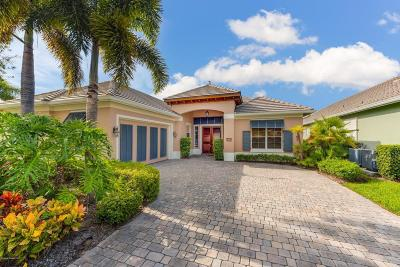 Vero Beach Single Family Home For Sale: 2051 Autumn Lane