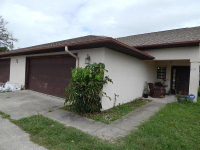 Satellite Beach Multi Family Home For Sale