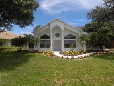 Merritt Island FL Single Family Home For Sale: $385,000