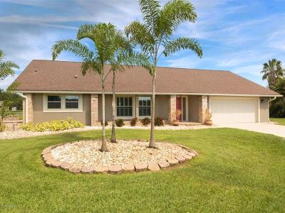 Single Family Home For Sale: 801 Preston Trl