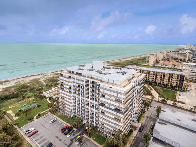 Cocoa Beach Condo For Sale: 2100 N Atlantic Avenue #1104