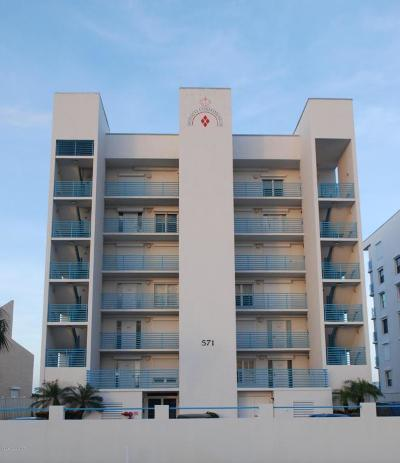 Satellite Beach Condo For Sale: 571 Highway A1a #601