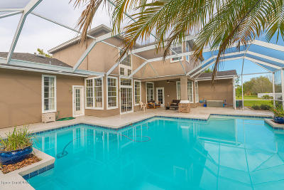 Melbourne Single Family Home For Sale: 4345 Canard Road