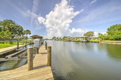 Cocoa Beach Single Family Home For Sale: 108 Deleon Road