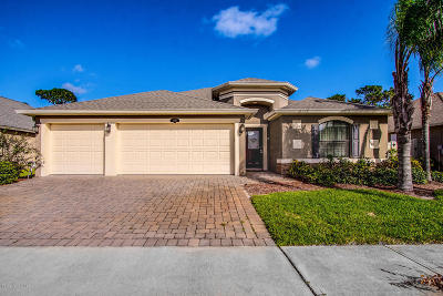 Melbourne Single Family Home For Sale: 1437 Donegal Drive