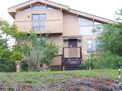Titusville Single Family Home For Sale: 3620 Rosehaven Place