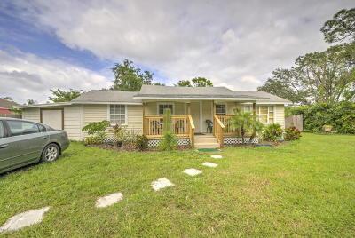 Titusville FL Single Family Home For Sale: $134,900