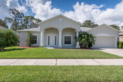 Cocoa Single Family Home For Sale: 7358 Crepe Myrtle Court
